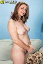 Gia Marie and her hirsute pussy