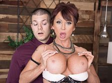 Gina gives recent meaning to, Screw The Boss!