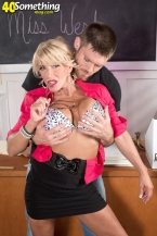Step Right Up and Check out Gina West fuck