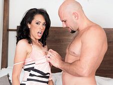 Gypsy's anal pounding