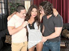 Layla fucks her son's friends